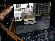 Utsikt från tredje raden