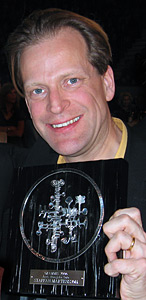 Staffan Mårtensson, grammisvinnare 2007