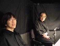 Sano-san och Matsushita-san.