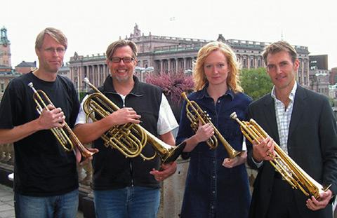 Trumpetkvartetten Gerdtkvartetten