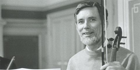 Kjell Nilsson, viola