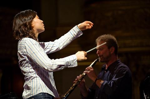 Bild från Hovkapellets konsert 2008-09-06. Foto: Alexander Kenney