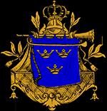 Hovkapellets emblem