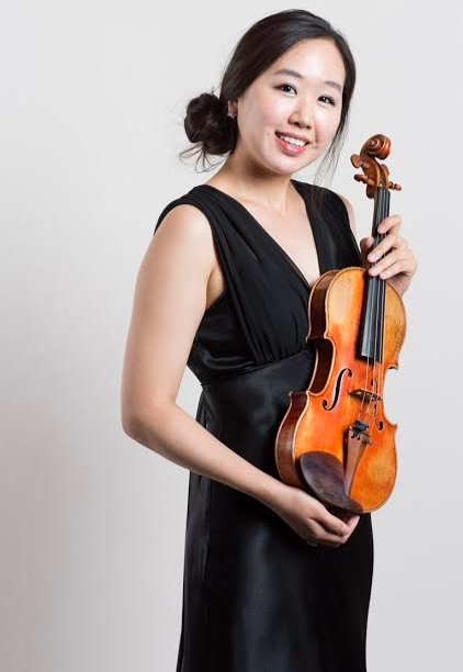 JiJi Lee, violin