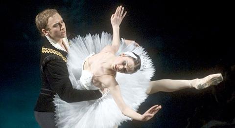 Motiv: Jurgita Dronina; Nikolaus Fotiadis: Foto: Hans Nilsson, Operan.