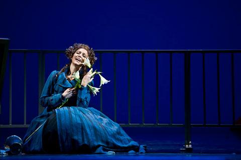 Raffaella Angeletti i Andrea Chénier - Kungliga Operan (Foto Carl Thorborg)