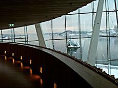 Utsikt över Oslofjorden.