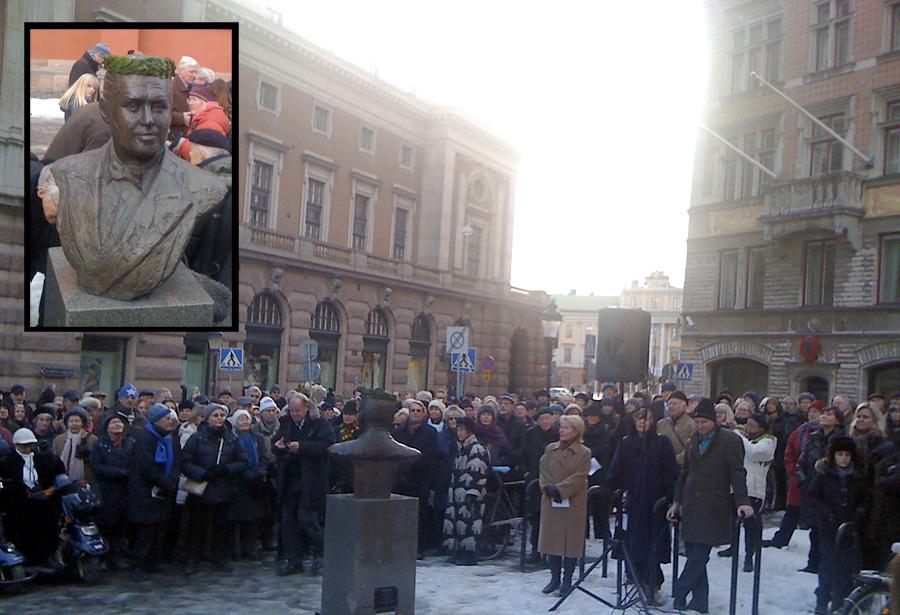 Sångarhyllning till Jussi Björlings ära 5 feb 2011