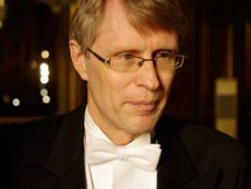 Ordförande i Hovkapellets förening, Lars Gerdt