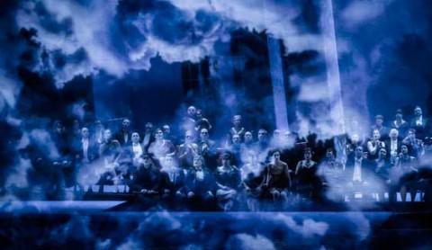 Turandot, live från Operan