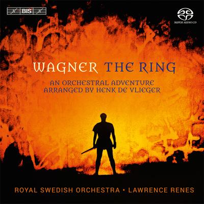 Wagnerskiva med Hovkapellet BIS