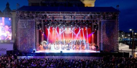 Operan på Gustav Adolfs torg