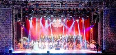 Hovkapellet/Operan på Gustav Adolfs torg 2017