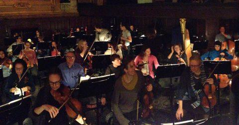 Repetitioner av Wagners Ring på Kungliga Operan, Hovkapellet